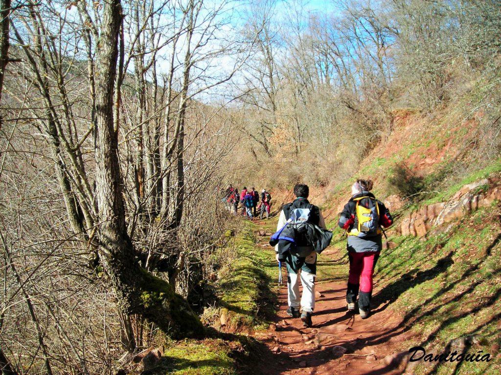 Senderismo y Rutas de Montaña en Ezcaray - Turza - 1