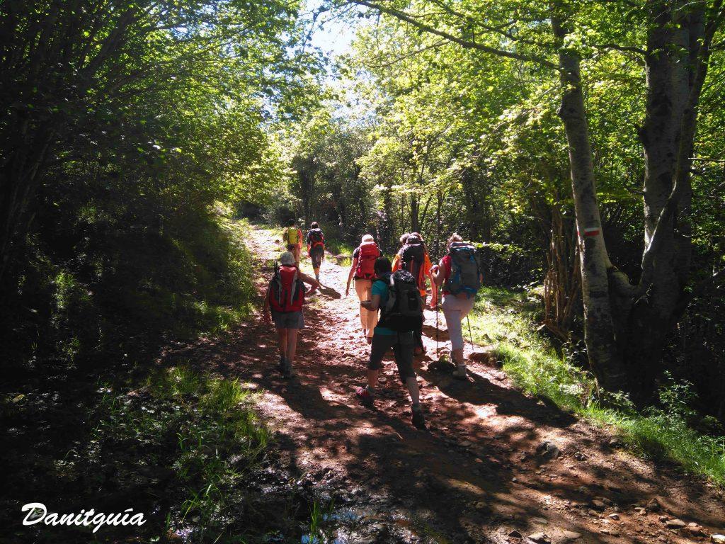 Trekking en Ezcaray