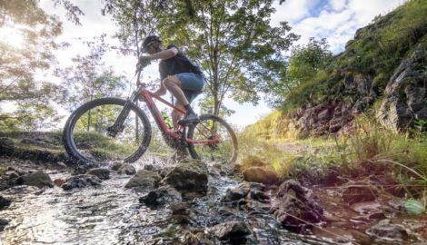 Bicicletas eléctricas de montaña en Ezcaray