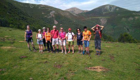 Trekking en la Sierra de la Demanda