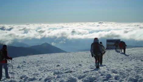 PICO SAN LORENZO   (2.262m)